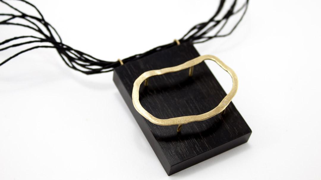 Nuvola necklace by Altrosguardo