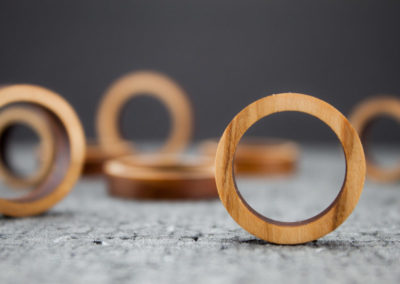 PRIMARY - Olive wood rings