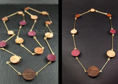 Asteria necklace by Altrosguardo