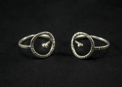 Altrosguardo Aurora adjustable rings