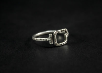 Altrosguardo Aurora adjustable ring