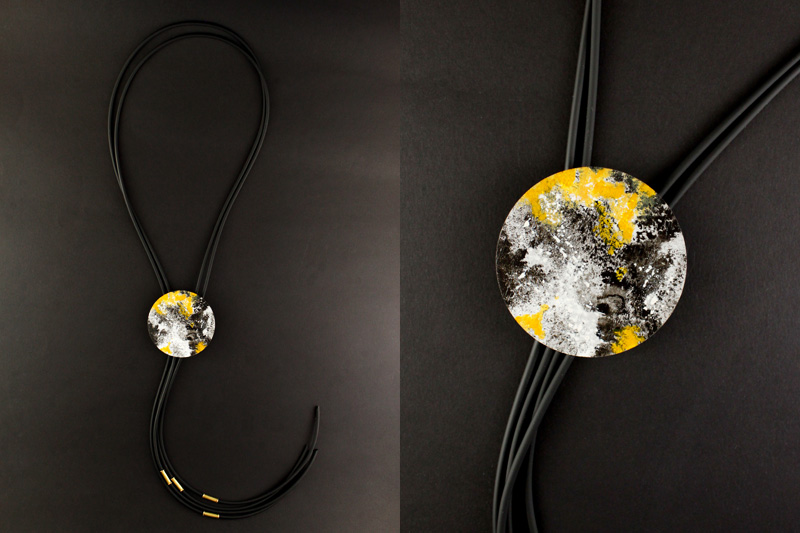 Galileo Giove long necklace by Altrosguardo