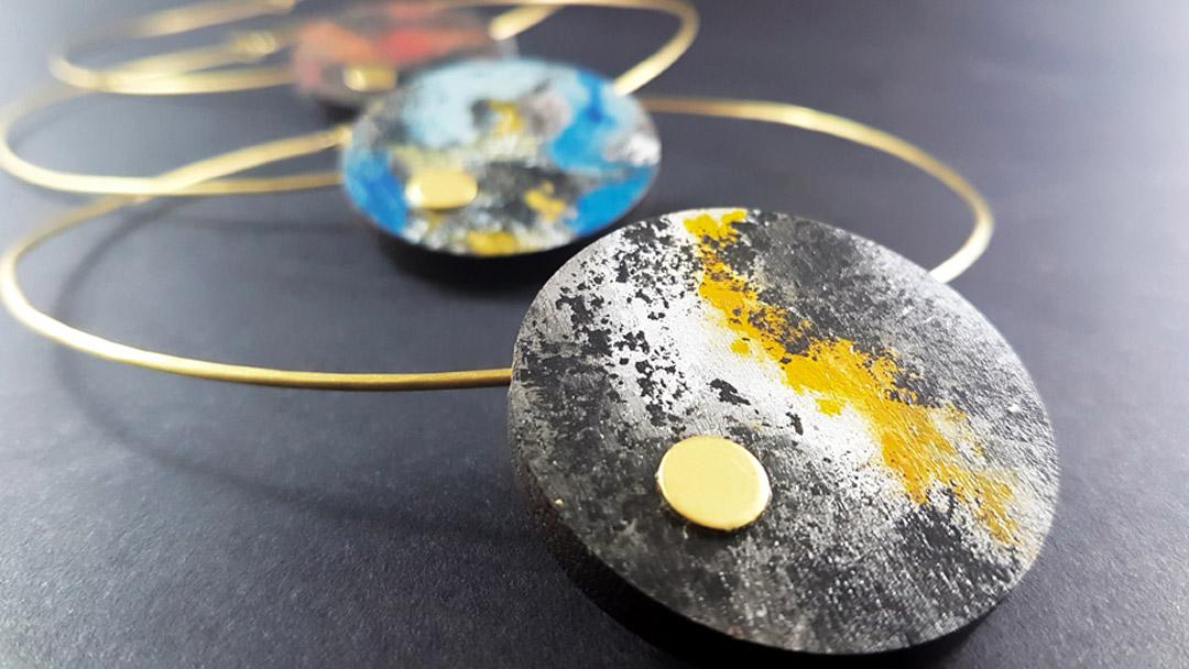 Galileo necklace