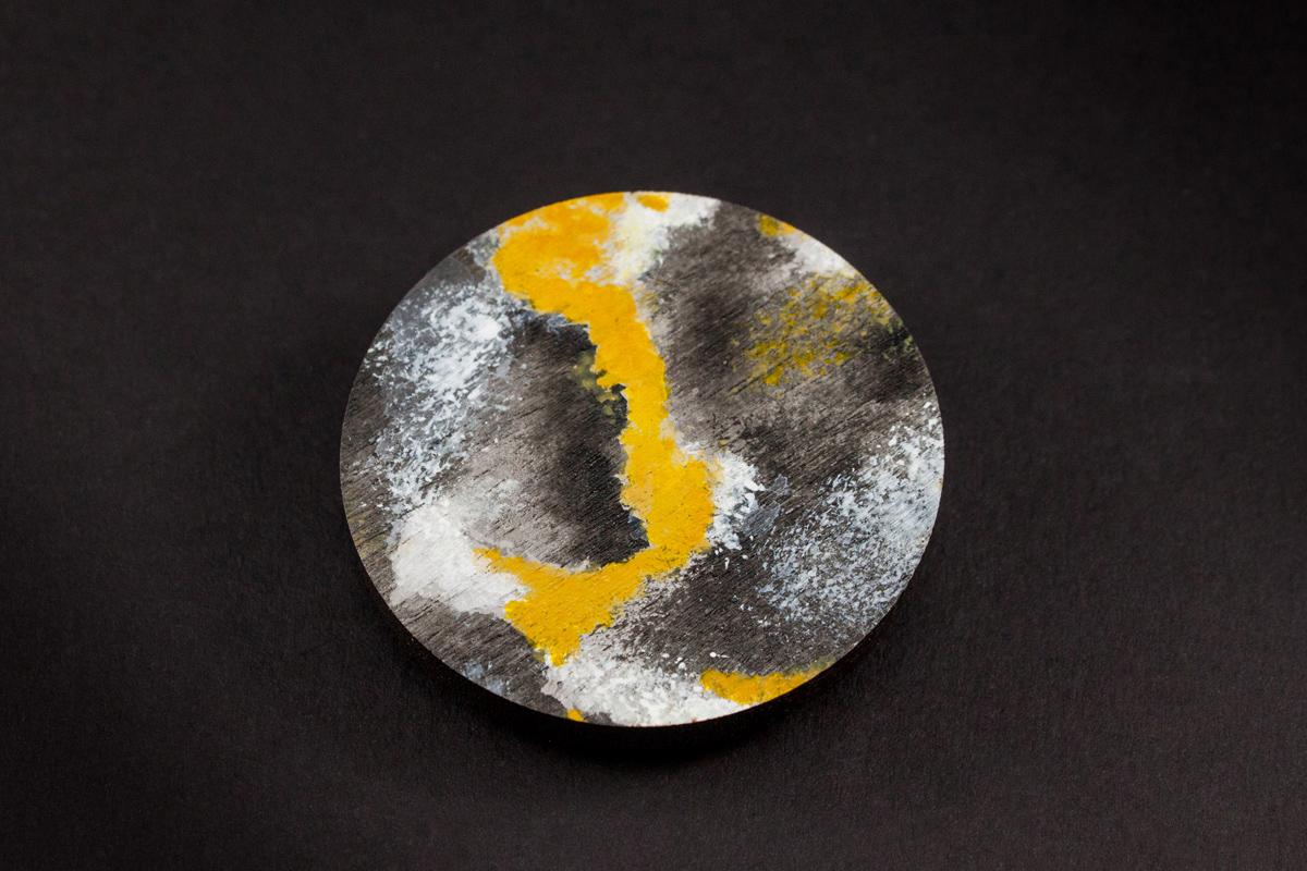 Giove brooch by Altrosguardo