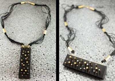 Meteore necklace by Altrosguardo