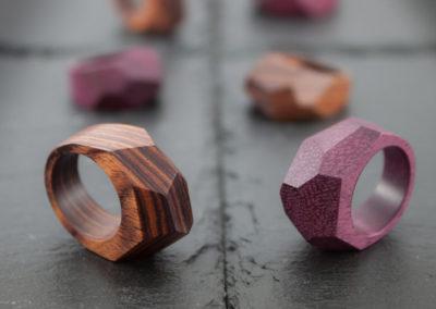 Prisma Plus rings by Altrosguardo