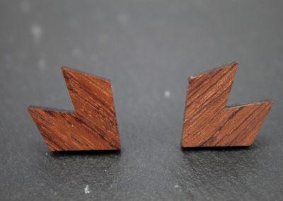 Doppio earrings by Altrosguardo