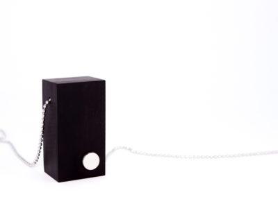 Borchia necklace by Altrosguardo
