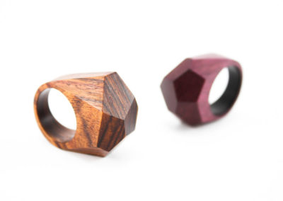 Prisma Plus rings by Altrosguardo