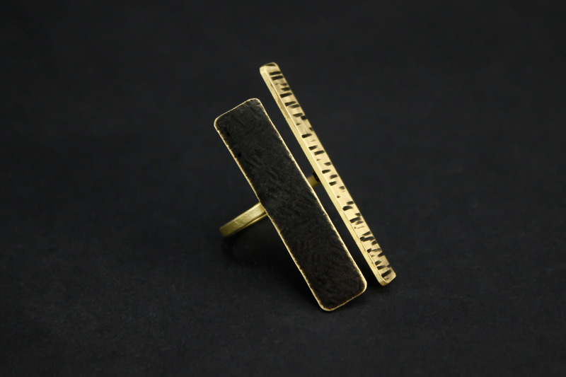 Altrosguardo Arcana adjustable ring