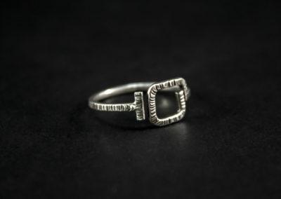 Altrosguardo Aurora adjustable ring