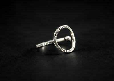 Altrosguardo Aurora adjustable round ring