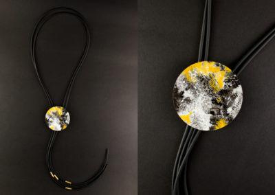 Galileo Giove long necklace by Altrosguardo