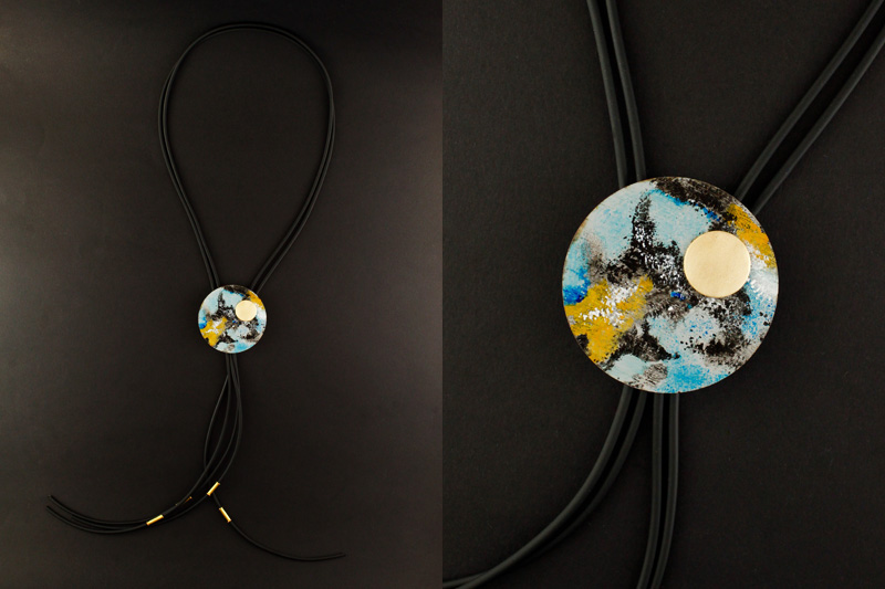 Galileo Terra necklace