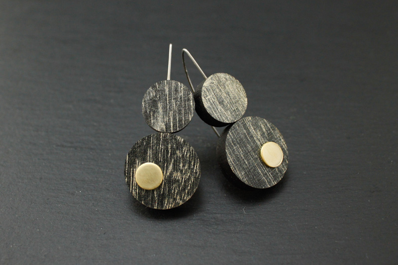 Galileo Luna earrings