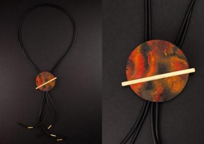 Galileo Marte long necklace by Altrosguardo