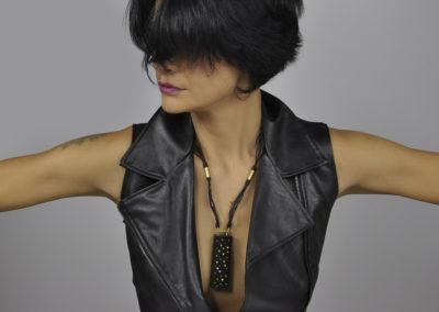 Meteore necklace