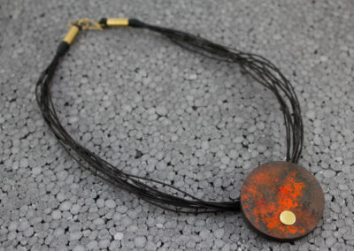 Galileo Marte necklace by Altrosguardo