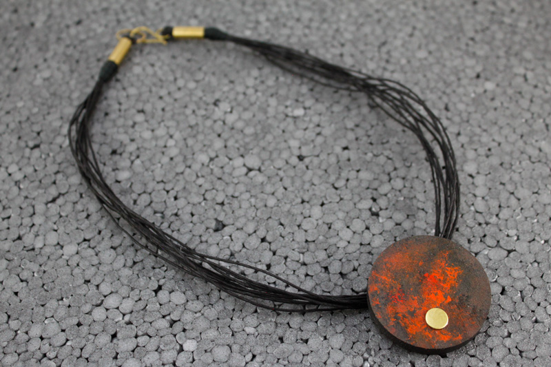 Galileo Marte necklace by Altrosguardo