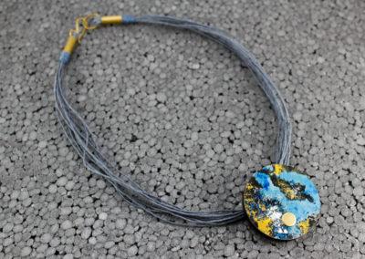 Galileo Terra necklace by Altrosguardo